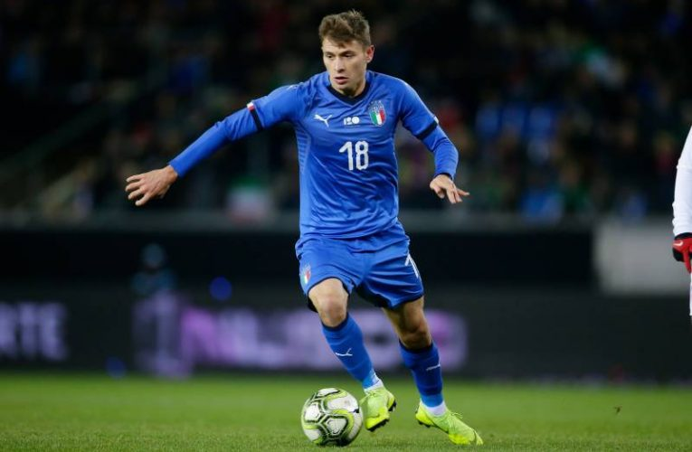 Internazionale starlet Nicolo Barella linked with early exit from Italy