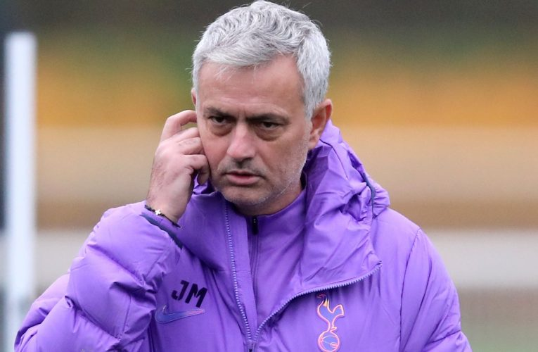 """Jose Mourinho hopes for """"Project Restart"""" return ASAP"""