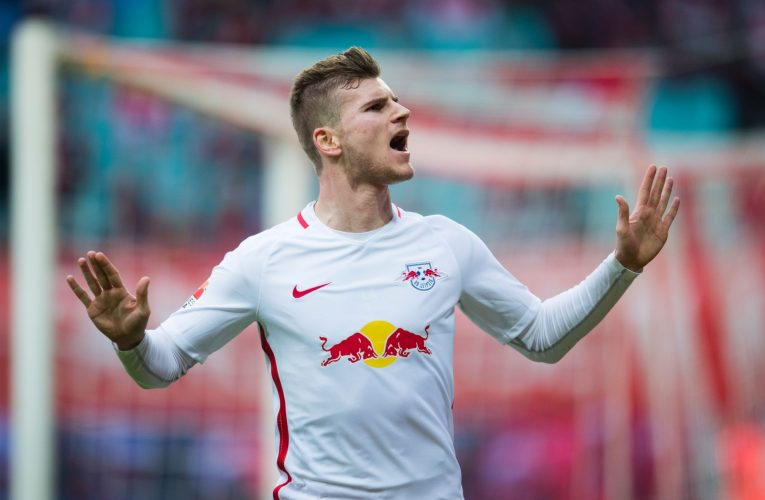 Liverpool look set to win Timo Werner race