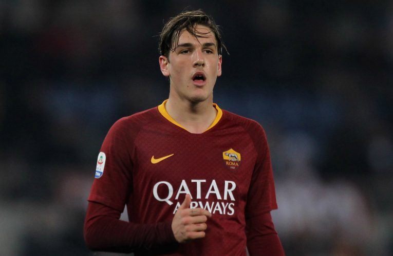 Nicolo Zaniolo linked with Roma exit