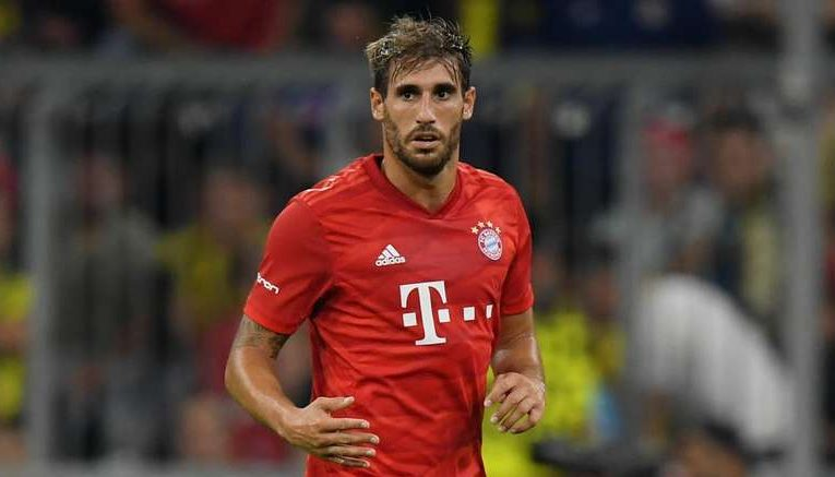 Javi Martinez set for FC Bayern exit