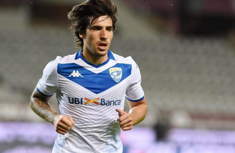 Sandro Tonali set for AC Milan move