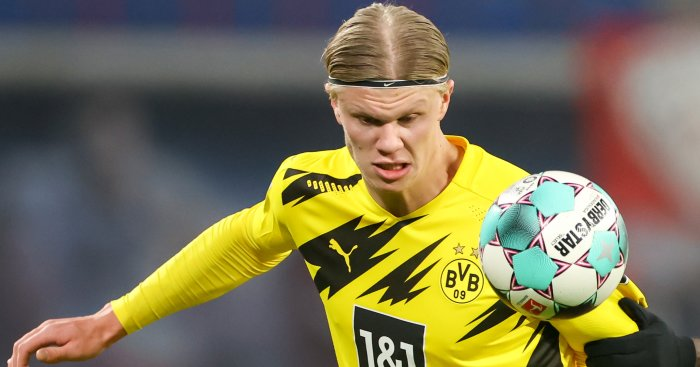 Has Erling Haaland already outgrown Borussia Dortmund?
