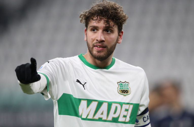 Manuel Locatelli set for summer transfer saga