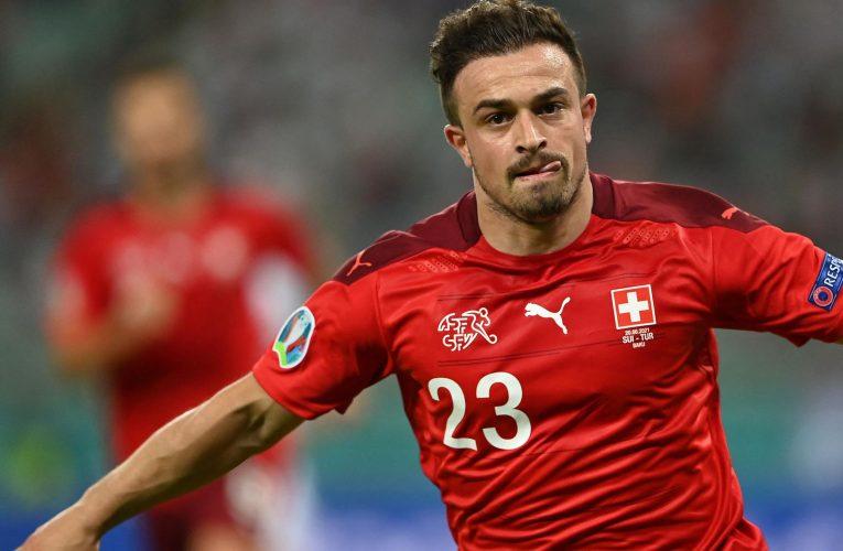 Xherdan Shaqiri using UEFA Euro 2020 to reignite interest in services